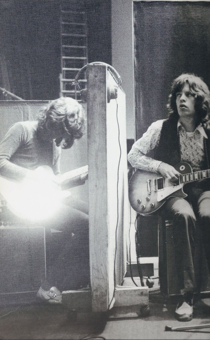 The 25 best let it bleed ideas on pinterest bleed for this mick taylor and mick jagger let it bleed sessions 1969 hexwebz Choice Image