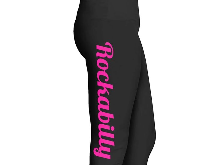 Love Rockabilly clothing Show the girl love with these leggings – Cherry's Rockabilly