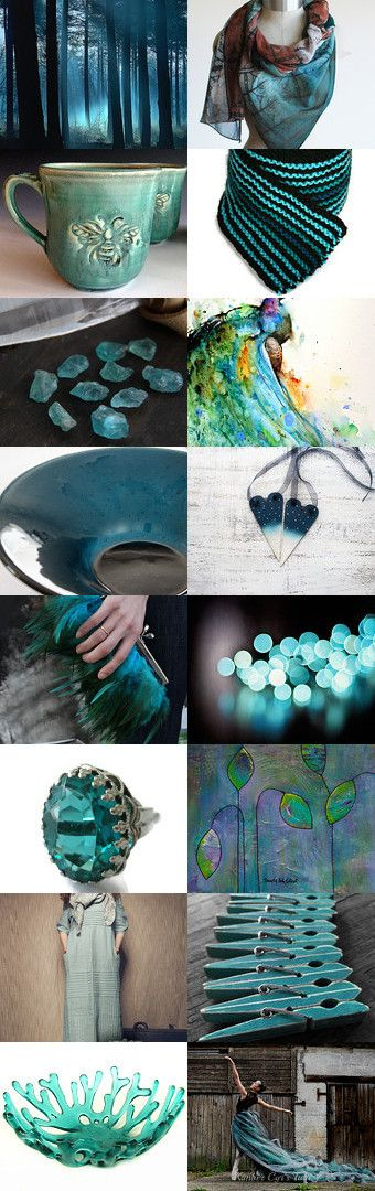 PeppermintCreek: Winter nights by Korinne on Etsy--Pinned with TreasuryPin.com