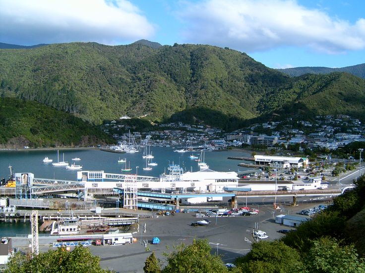 Some wineries are finding it very advantageous to invite guests from cruise ships to their winery. Picton, New Zealand, for example, will get about 20 cruise ships this summer with 34,000 passengers. Americans make up the biggest single nationality on most of the ships to Picton, it seems. Isn't it lovely?
