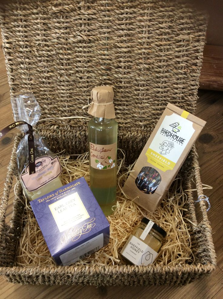 Lucky lady hamper