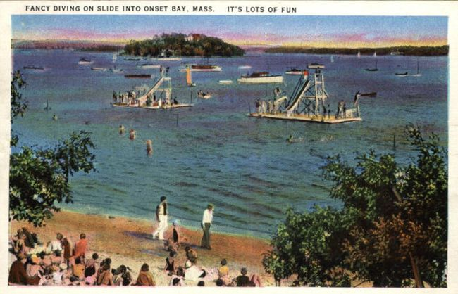 35 Best Massachusetts Postcards Images On Pinterest