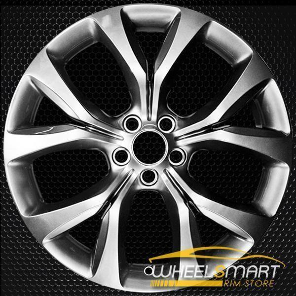 19 Chrysler 200 Oem Wheel 2015 2017 Hypersilver Alloy Stock Rim