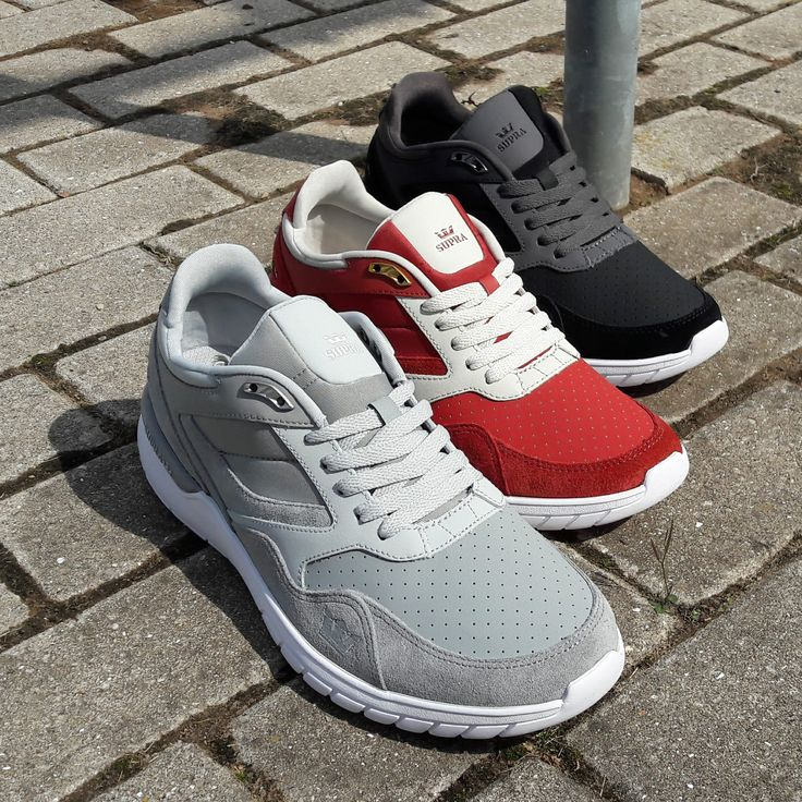 Huge attention for the Supra Winslow range, now in stock at Orangezone.co.uk