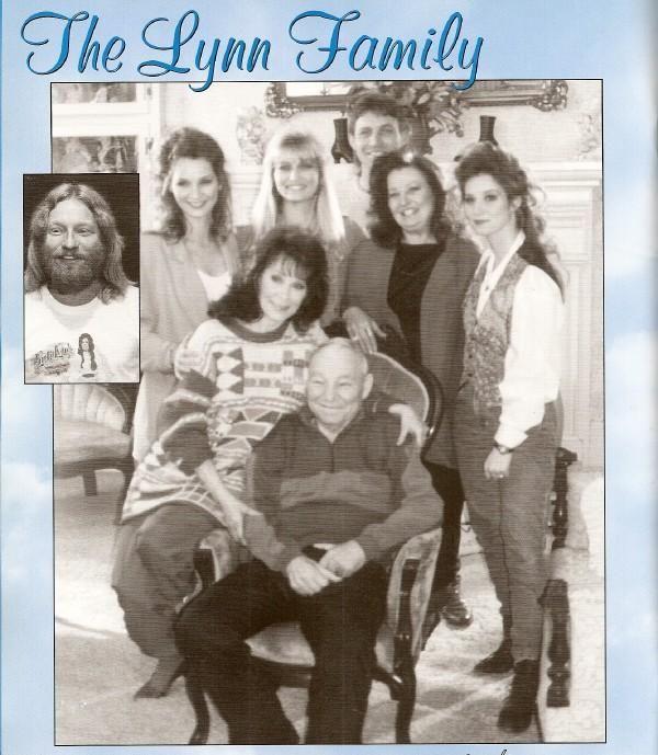 Loretta's Family - Loretta Lynn Fan Website