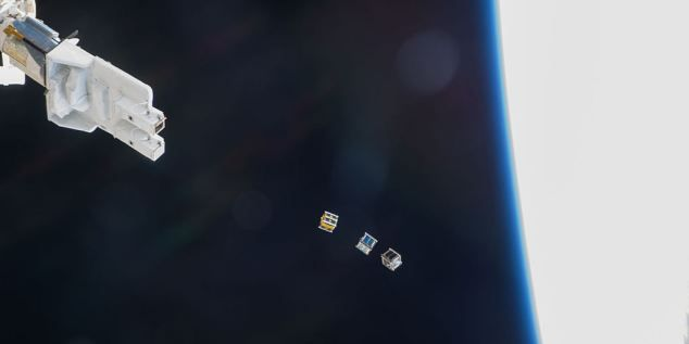 The Outernet project is aiming to raise tens of millions of dollars to launch hundreds of miniature satellites known as cubesats to make the...