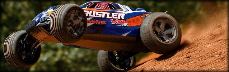 Traxxas - Rustler VXL (#3707L)