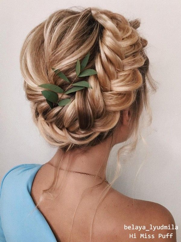 Derfrisuren.top Top 15 Wedding Hairstyles for 2017 Trends - Page 3 of 3 - EmmaLovesWeddings wedding trends Top Page hairstyles emmalovesweddings