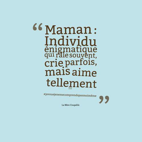 Les 20 dernières meilleures citations de La Mère Coupable
