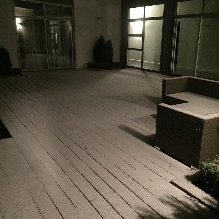 So this happened #snow #weather #clutha #otago #calmlittlefarm #winterishere