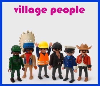 Village People Playmobil