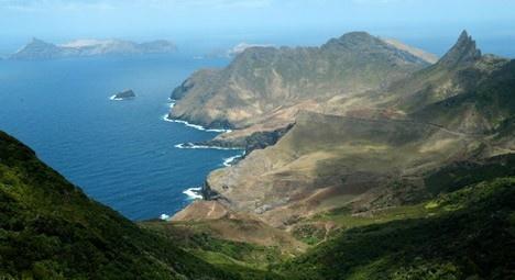 Isla de Robinson Cursoe - Juan Fernandez Archipelago
