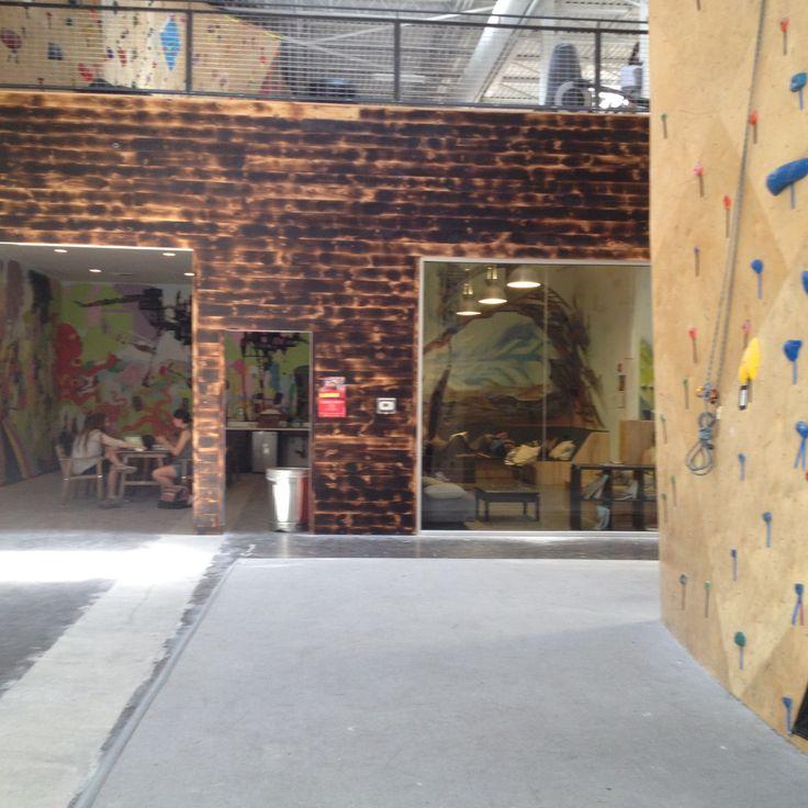 Brooklyn Boulders, Somerville, MA