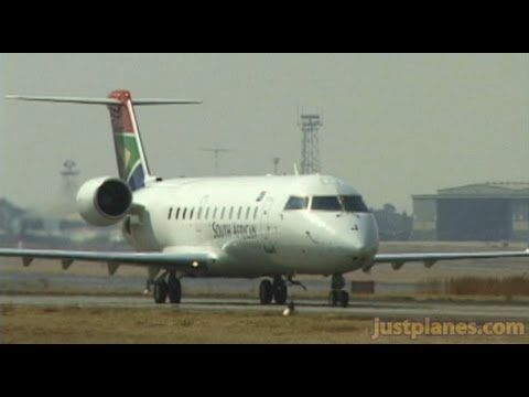 SAA Express - Jo'burg to George (1999)
