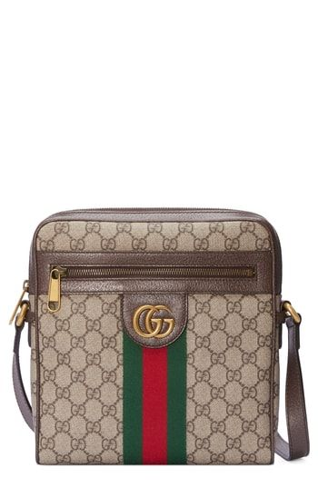 f0ba99597c140c New Gucci Small Ophidia GG Supreme Messenger Bag Women's Fashion Handbags.  [$890] topbrandsclothing Fashion is a popular style