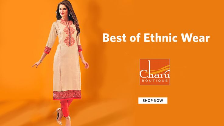 ​Exemplify your trendy taste in #fashion with a modish collection of #kurtis from the house of #CharuBoutique that complement your everyday #look #ethnicwear #kurtas #longkurtis #formalkurtis #casualkurtis #partywearkurtis