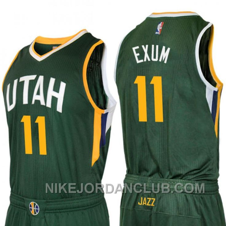 http://www.nikejordanclub.com/dante-exum-utah-jazz-11-2016-new-swingman-alternate-green-jersey-authentic.html DANTE EXUM UTAH JAZZ #11 2016 NEW SWINGMAN ALTERNATE GREEN JERSEY AUTHENTIC Only $89.00 , Free Shipping!