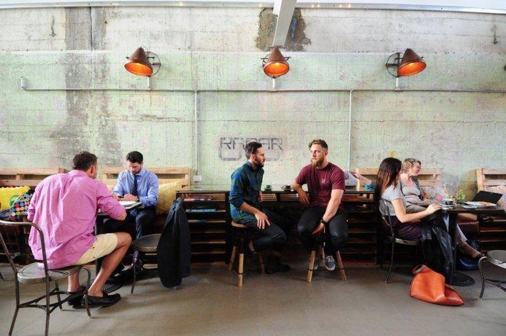 Bay Ten espresso ; Brenchley Architects http://www.brenchleyarchitects.com/#!bay-10-north-sydney/c1tyl