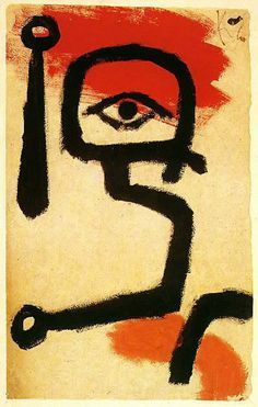 Paul Klee, drummer, 1940