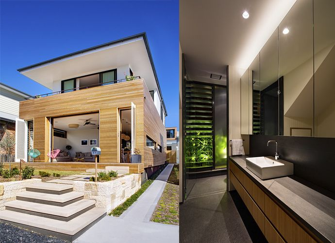 Molnar freeman Architects I Queenscliff Residence