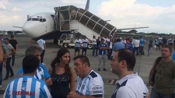 """Para la aerolínea del vuelo demorado de Atlético Tucumán hubo """"algo irregular""""   Para la empresa DAP fue algo raro lo que ocurrió anoche en Guayaquil. Tanto el gerente comercial como el piloto del avión que debía llevar a los ... http://sientemendoza.com/2017/02/08/para-la-aerolinea-del-vuelo-demorado-de-atletico-tucuman-hubo-algo-irregular/"""