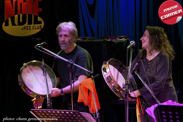 by V. Polikarpou & C. Gerasimopoulou (music corner): Μία μουσική βραδιά σε έντονους ρυθμούς από την Κάτω Ιταλία, με τους Encardia!