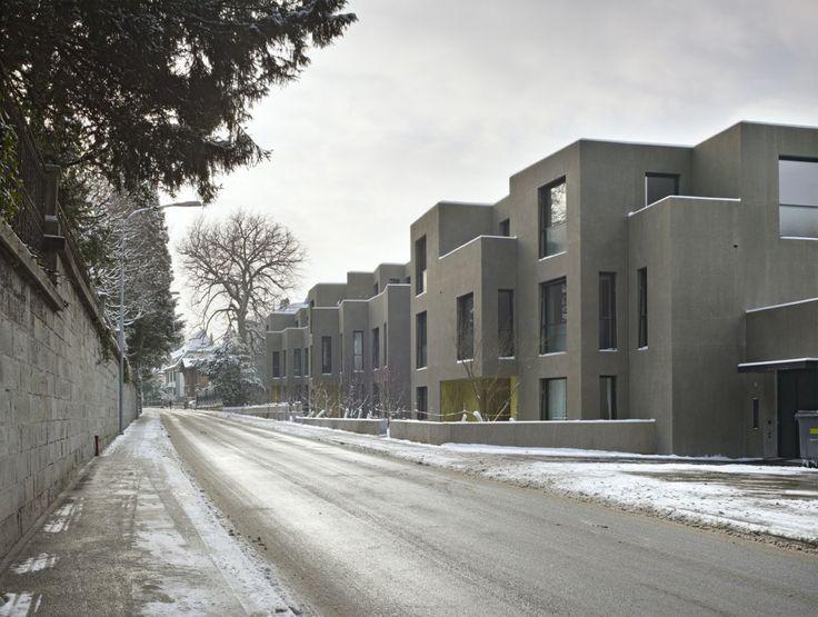 Miller & Maranta . Patumbah Park residential buildings . Zurich  (1)