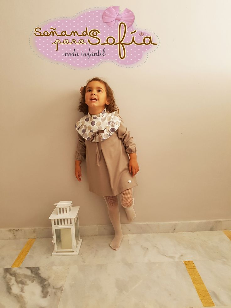 Hoy presentamos nuevo modelo de Eve Children, en esta ocasión colección Topos. Os mostramos a nuestra pizpireta modelo Jimena que lo luce ideal, ya disponible en Soñando para Sofia. Irresistible☺️☺️☺️☺️ #evechildren #nuevatemporada #soñandoparasofia