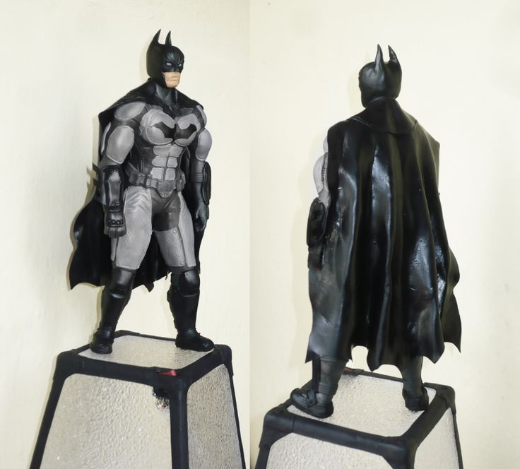 Batman figure lamp