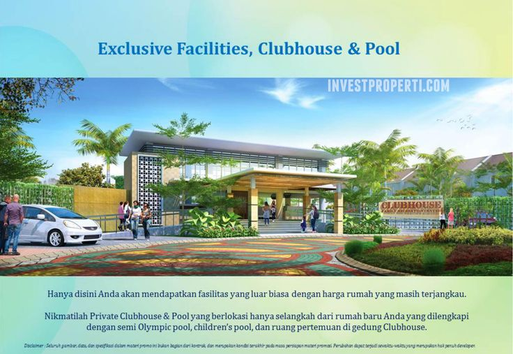 Paradise Serpong City Clubhouse & Pool