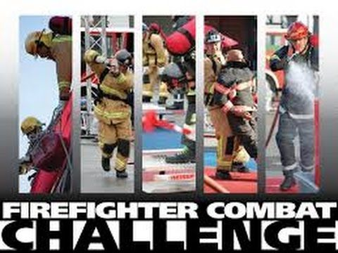 2015 Scott Firefighter Combat Challenge New Albany & Flowood FD