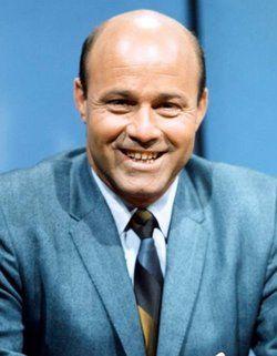 Joe Garagiola, Sr; 1926-2016 Hall of Fame Sports Broadcaster, Television Personality, Major League Baseball Player.