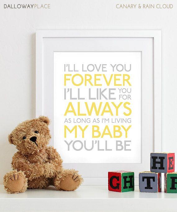 Baby boy art boy nursery decor baby boy wall by DallowayPlaceKids