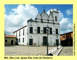 SÃO LUÍS (MA), Brazil.  Historical Center