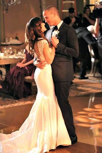 Come See Brand New, Gorgeous Pics From Bachelorette Couple Ashley Hebert and J.P. Rosenbaum's Wedding and Reception!: Save the Date