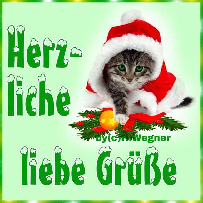 Weihnachtliche Grüße GB Pic