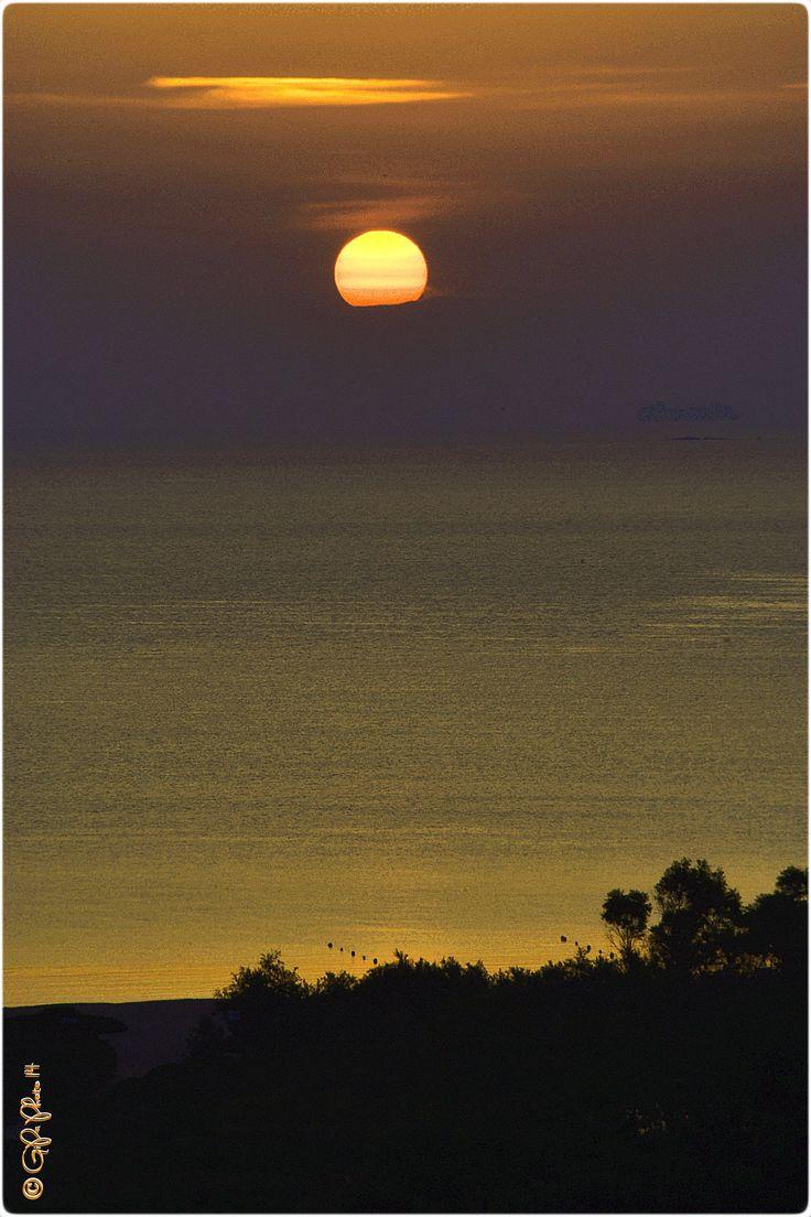 Tanca Manna sunrise...