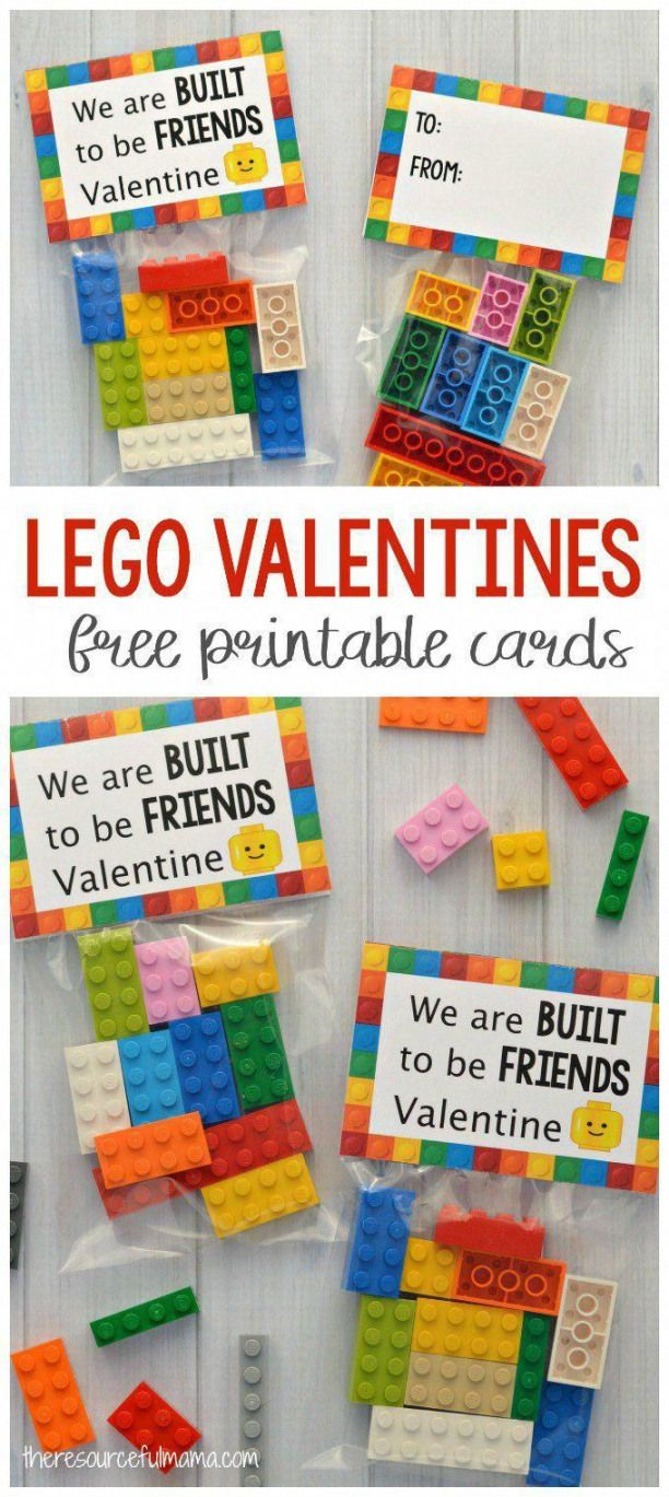 Your Lego loving kids are going to love giving their ...