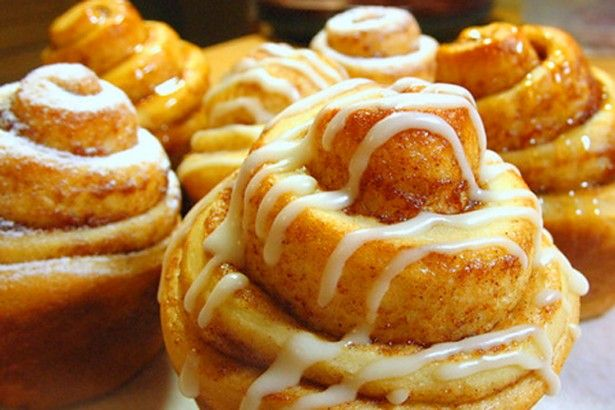 Cinnamon Buns | Flourish - King Arthur Flour's blog