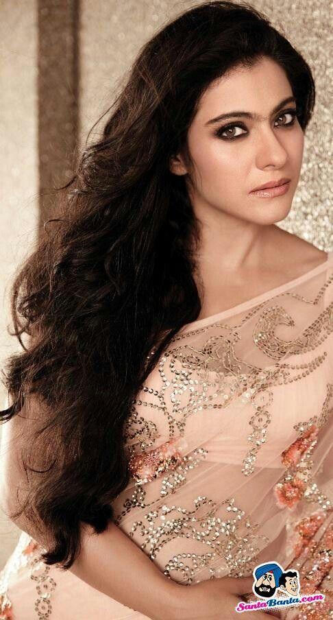 Kajol is the prettiest girl I've seen... love her style :)