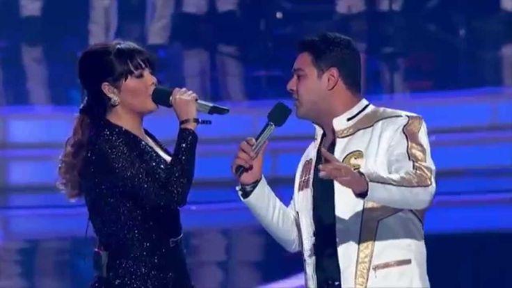 """Yuridia Ft Banda MS """" No Me Pidas Perdón """" [Premios De La Radio - LIVE]"""
