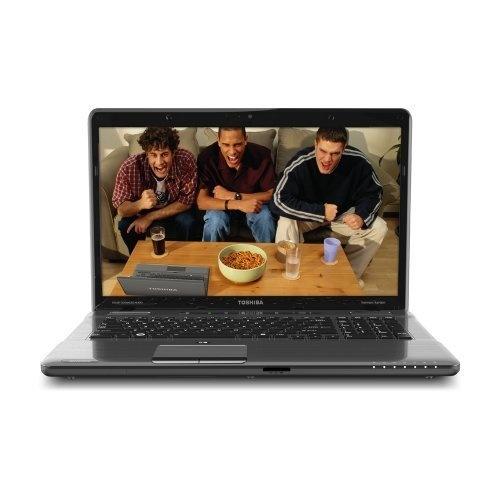 Toshiba Satellite P775-S7368 17.3-Inch LED Laptop - Fusion X2 Finish in Platinum $815.08