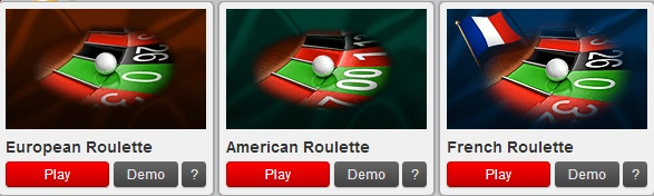 Play European, American or French roulette at https://tradacasino.com/uk/. You can play for Fun or for real money. Avail of 100% welcoming bonuses