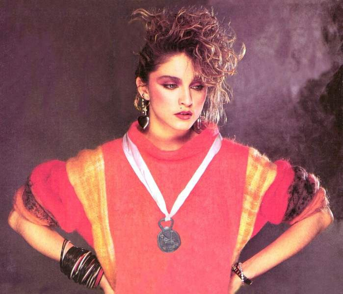 Madonna 80 39 S Yes Hair And Makeup Pinterest The O 39 Jays Madonna Hair And Clothes