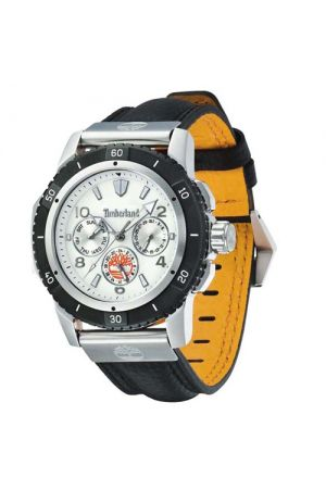 Claremont Chronograph Leather Watch