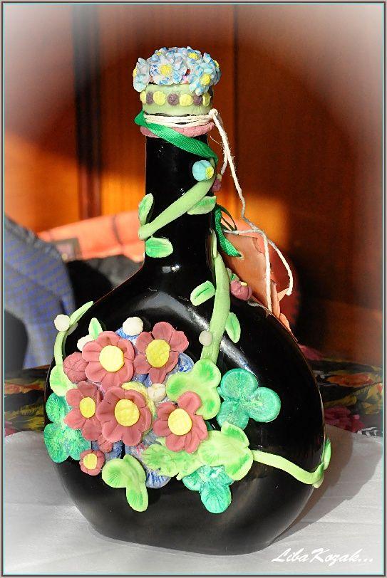 bottle for schnapps