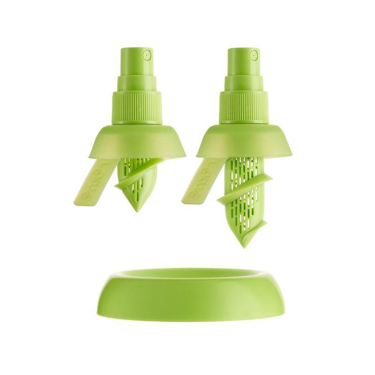 Personal Edge : Lékué 3400115SUR Citrus Spray Set Green