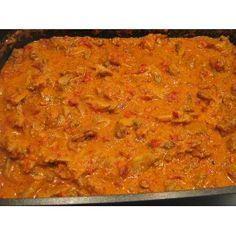 Party - Schnitzel vom Blech ♥10 Schnitzel, Schwein, Huhn oder Pute60 g Mehl3 Gläser Pilze, Mischpilze, Champignons etc.350 g Käse, Gouda (am Stück oder bereits gerieben)2 Becher süße Sahne1 EL Fondor Salz und Pfeffer Paprikapulver, Chinagewürz Die Schnitzel mit Salz, Pfeffer, Paprika und Chinawürzer einreiben, in Mehl wenden und auf ein tiefes, gefettetes Backblech legen.Die Pilze abtropfen lassen und auf dem Fleisch verteilen und ca. 30 Min. im 200°C heißen Ofen backen.Den Käse in…