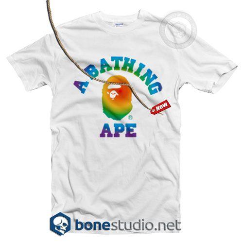 A Bathing Ape T Shirt – Adult Unisex Size S-3XL