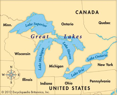 Best Map Skills Images On Pinterest Teaching Social Studies - Editable map of us and great lakes for kids